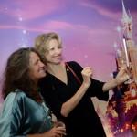 Mari Masgrau, do M&E, e Caroline Putnoki, da Atout France