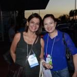 Maria Alice Kalil, da Bettravel, e Kátia Ito