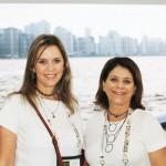 Maria Angélica e Ana Cristina, da Santur