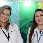 Mariana Alcobas e Francyelle Dubas, da Trend