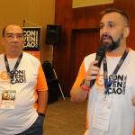 Marilberto França, presidente, e Alexandre Lança, gerente RJ da Affinity