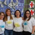 Marleia Giorano da Cidade Curitiba, Ana Paula Ferreira e Janaine Nunes da BWT Operadora