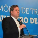 Marx Beltrão se despediu do Ministério do Turismo