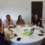 Mesa do Swiss Education Group