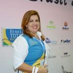 Michelle Teixeira, da Brasil Total Receptivos