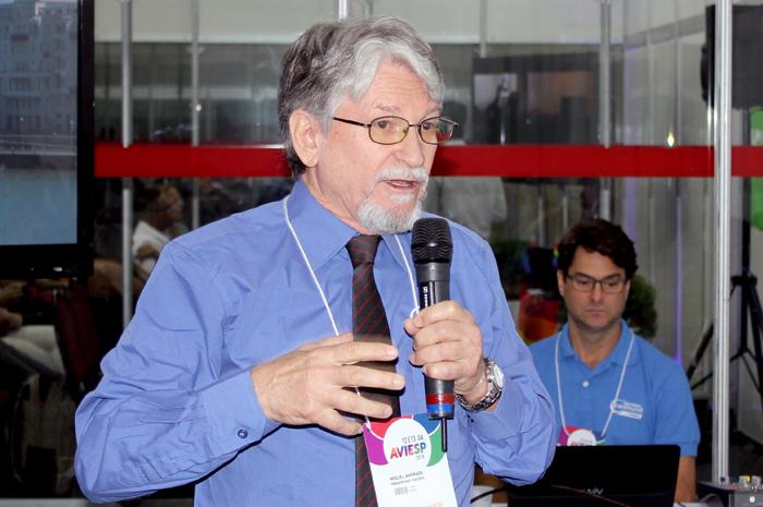 Miguel Andrade, diretor da Transmundi