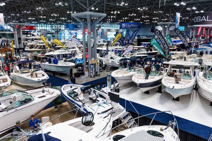 New York Boat Show - Courtesy, New York Boat Show