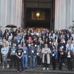Parte dos 300 agentes da Convenção Schultz 2018