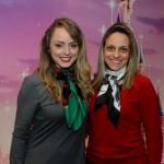 Paula Vignola, da Atout France, e Helen Assis, da Air France KLM