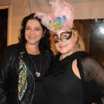 Renata Resende, da Polifit Travel, e Inody Campos, da Larissatur