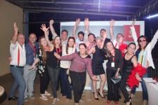 Veja fotos da festa de encerramento do 2º dia de Switzerland Travel Experience