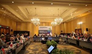 Ministros do Turismo do G20 se reúnem na Argentina para um pacto pelo emprego