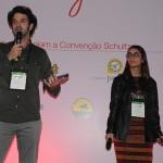 Ricardo Fernandes e Estrela Serrano, da Ratpanat