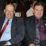 Rogério Cóser e Vitor Hugo Mosquera, do MTur