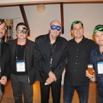 Sandro Uebe, da JPX, Cedenir Saraiva, da CCS, Glademir Alessandrini e Fernando Bonfim, da Schultz, e Marcio Tonetti, da Tonetti e Cereza