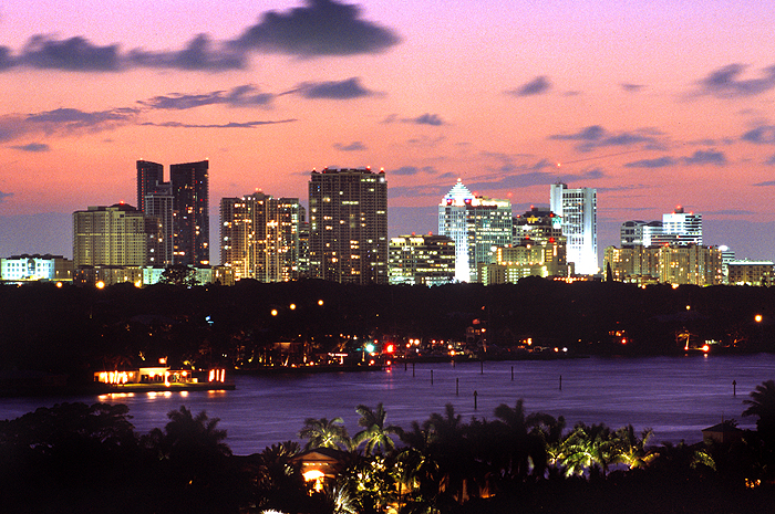 Skyline Fort Lauderdale