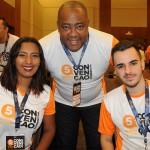 Stefanie Trindade (SP), Gelder Carvalho (SP) e Marcos Vinicius (SP), da Affinity