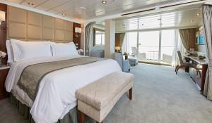 Regent Seven Seas conclui renovação de frota com novidades no Seven Seas Mariner