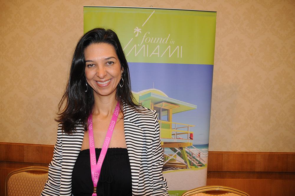 Tathiana Leal, de Miami Greater CVB