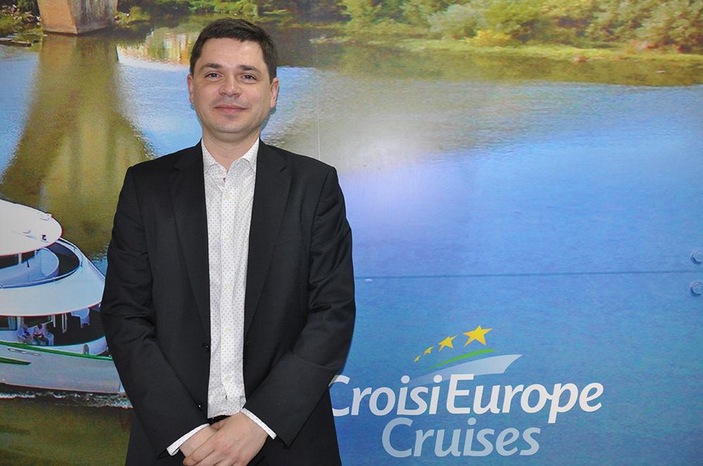 Tomás Sánchez, diretor Comercial da CroisiEuroe para Espanha e América Latina