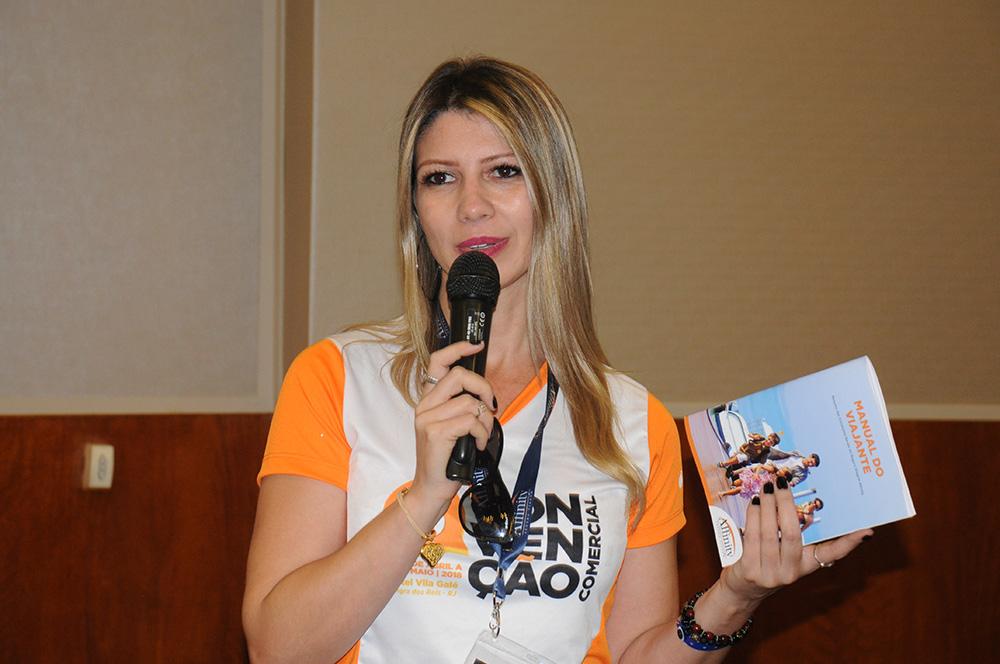 Valéria Pereira, gerente de Produtos da Affinity