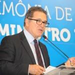 Vinicius Lummertz assumiu como ministro do Turismo nesta terça-feira (10)