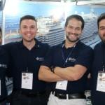 Vitor Spirandelli,Bruno Cordaro,Cristian Carneiro e Marcos Vinícius de Souza, equipe MSC