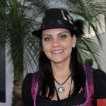 Weridiana Falchetti, secretária de Turismo de Treze Tilias