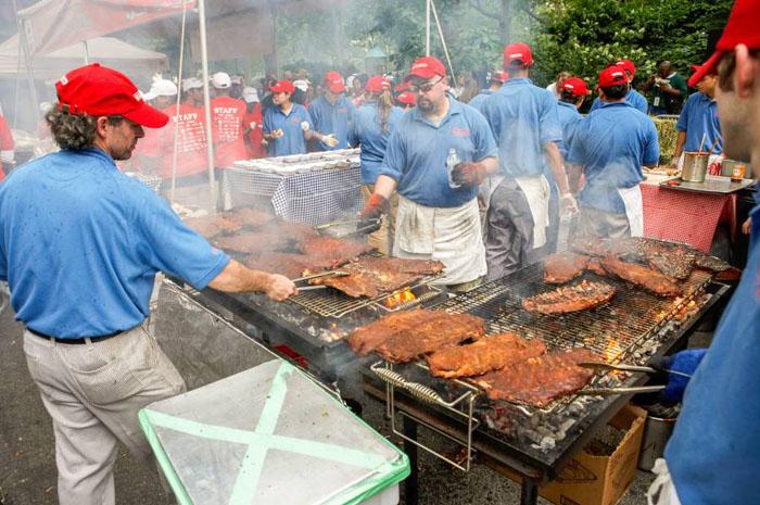 Big Apple Barbecue Block Party - Alex Lopez