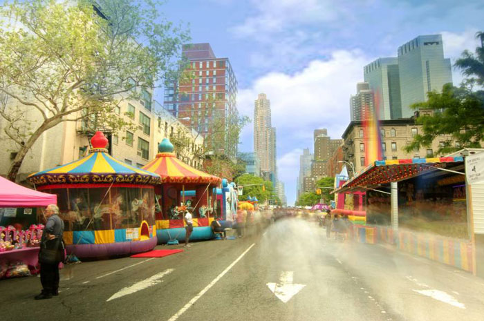 Ninth Avenue International Food Festival - Joe Orecchio