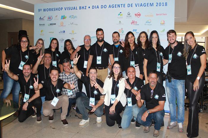 Equipe Visual Turismo Belo Horizonte