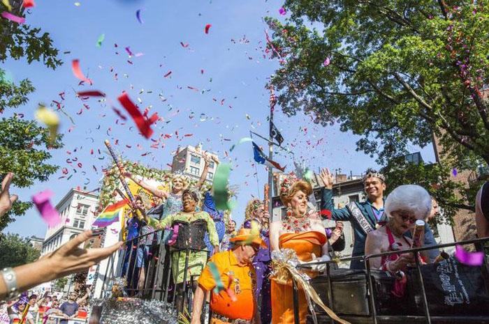 Pride Parade - Walter Wlodarczyk