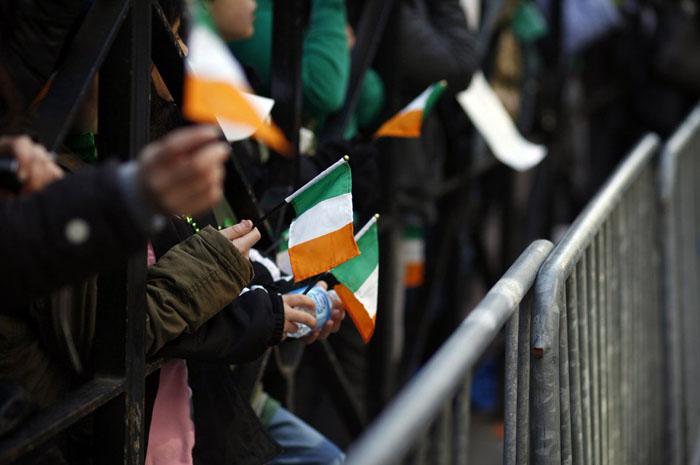 St. Patrick's Day Parade - Joe Buglewicz