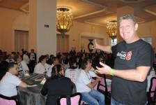 Convenção Schultz realiza rodada de negócios no Palácio Quitandinha; fotos