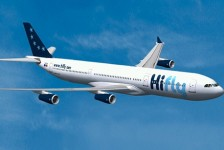 TAP escala A340s arrendados da Hi-Fly em voos para Recife e Natal