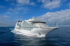 Seabourn recebe o luxuoso Seabourn Ovation com 300 suítes