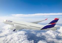 Latam escala A350 entre Guarulhos e Frankfurt a partir de outubro de 2019