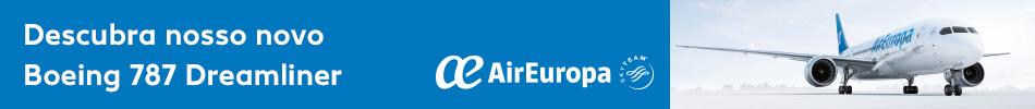 Air Europa - 950x100