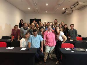 Alunos conheceram a primeira unidade do Radisson Red no Brasil