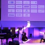 Apresentação musical com dança encerrou a solenidade
