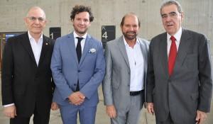 Portugal 360 tem início no RJ com presença de autoridades e empresários; fotos