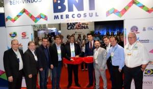 BNT Mercosul tem início com formato inédito e recorde de expositores
