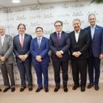 Autoridades no segundo dia do Conotel 2018