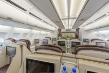 Faça um tour pela aeronave luxuosa que levou a Seleção Brasileira à Europa