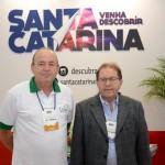 Carlos Sérgio de Souza, da Costa Verde e Mar, Valdir Walendowsky, da Santur