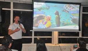 SeaWorld promove evento para ampliar conceito de preservação ambiental