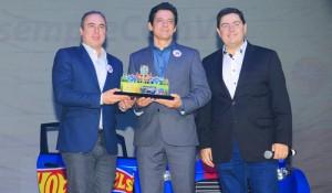 Beto Carrero premia os campeões de venda de 2017; CVC e Flytour são destaques