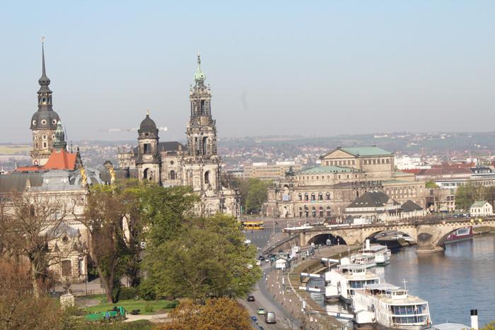 Dresden, palco da GTM quer divulgar seu destino para o mercado internacional