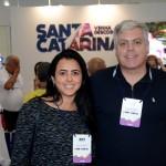 Emanuele Caxambu, e Ricardo Domingues, da ABr