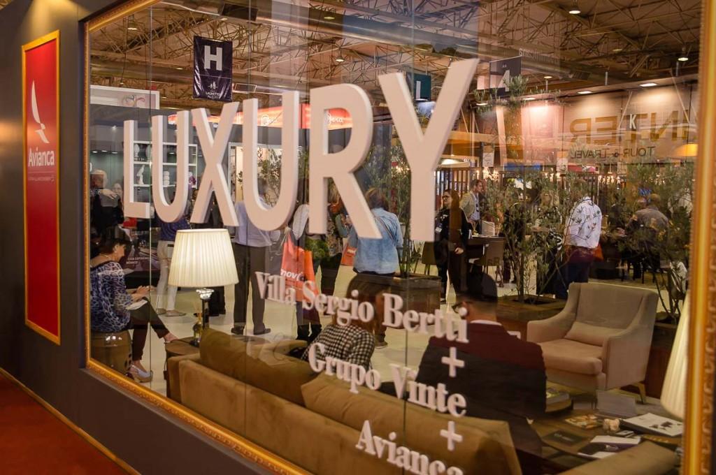 Participantes do segmento de luxo terão espaço exclusivo na Festuris 2018